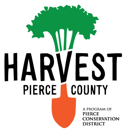 harvest pierce county logo