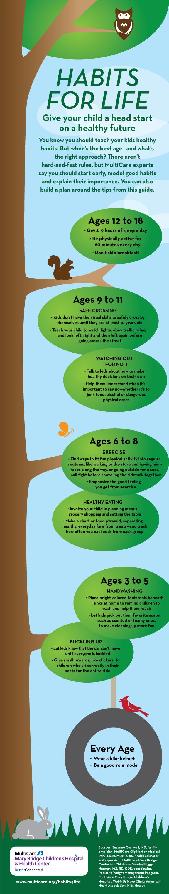 HealthyHabitsInfographic