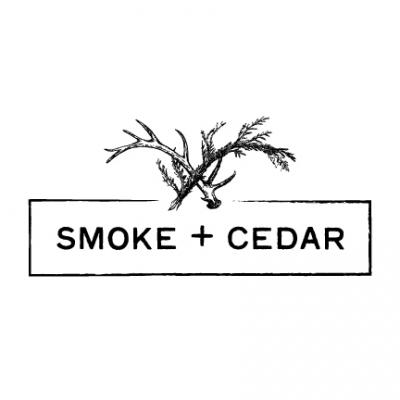 smoke + cedar logo